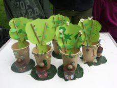 Création d'arbres