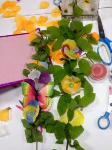 Création fleurie